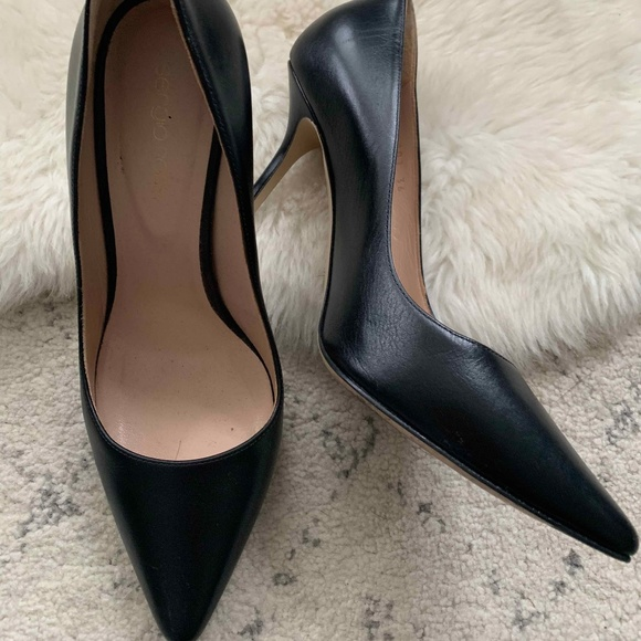 Sergio Rossi Shoes | Sergio Rossi Black